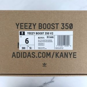 Yeezy Shoes - Adidas Yeezy Boost 350 V2 Blue Tint Size US 6